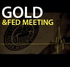 Gold and Fed meeting