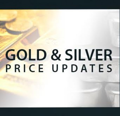 Gold & Silver Price Updates